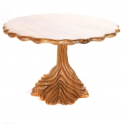 Tom DOnofrio Anthropomorphic Mixed Wood Table.